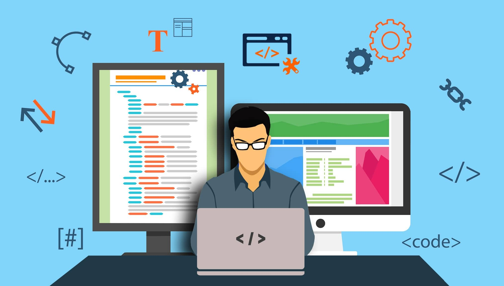 courses to Learn Web Development