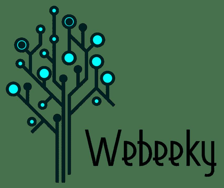webeeky logo