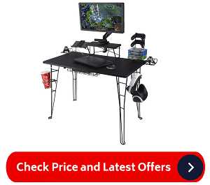 Best Gaming Desk For Hardcore PC Gamers