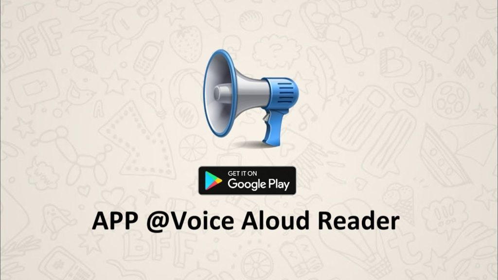 @Voice Aloud Reader for pc