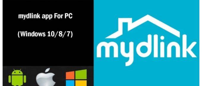 MyDlink Lite for PC