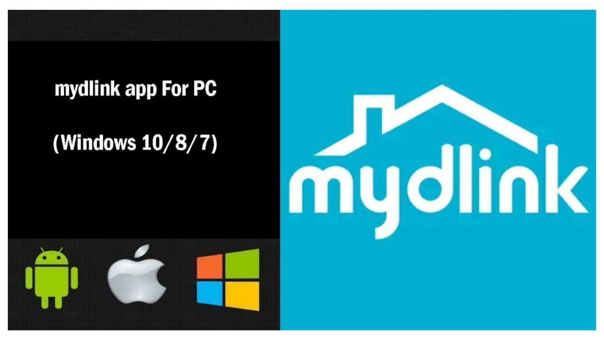MyDlink Lite for PC