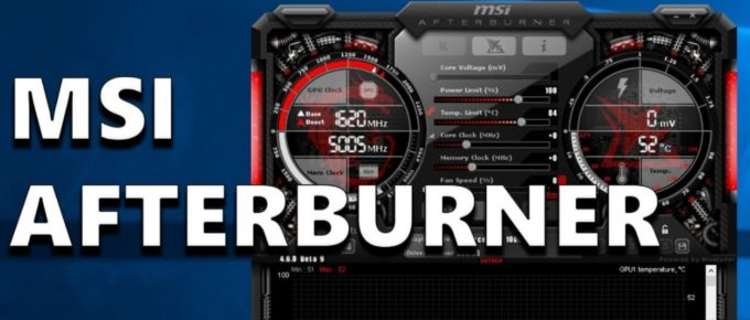 Msi afterburner