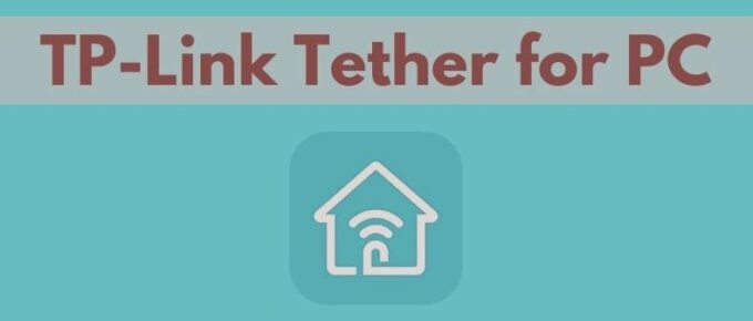 Tp-link tether for pc