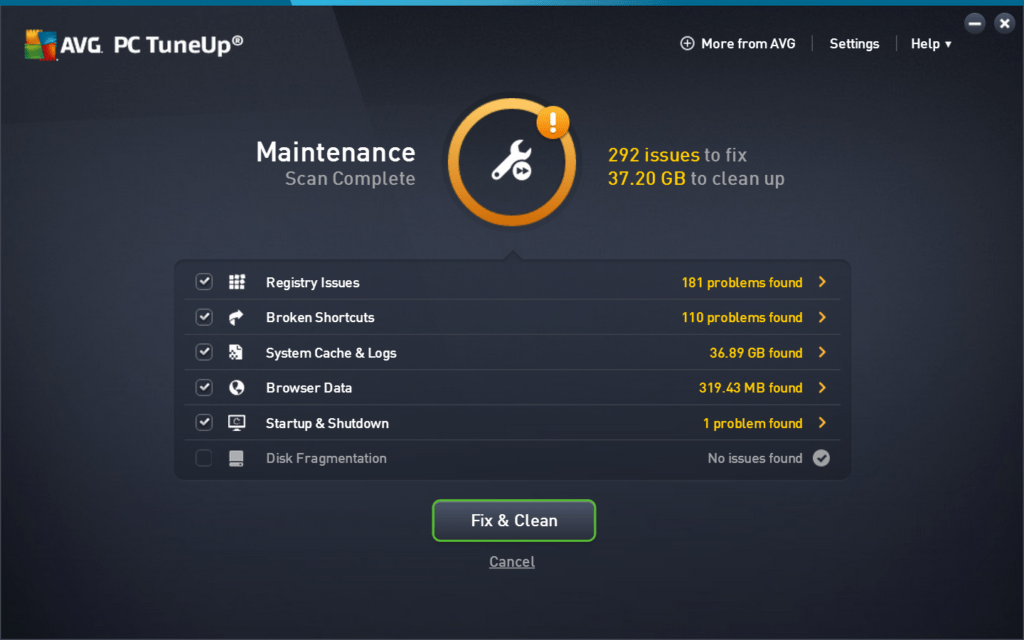 Free Download AVG Cleaner for PC (Windows & Mac)   Webeeky