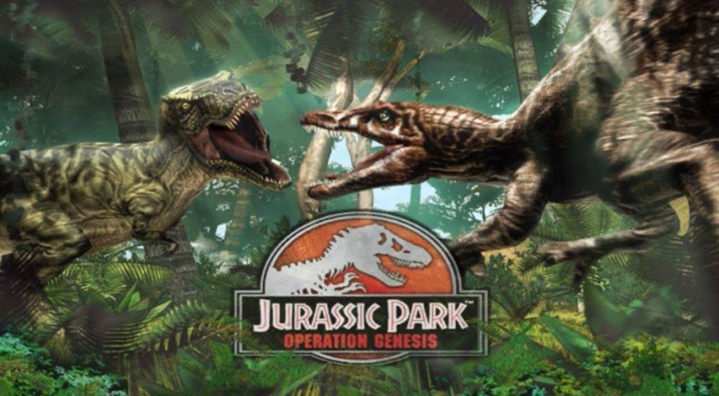 Jurassic Park Operation Genesis for PC