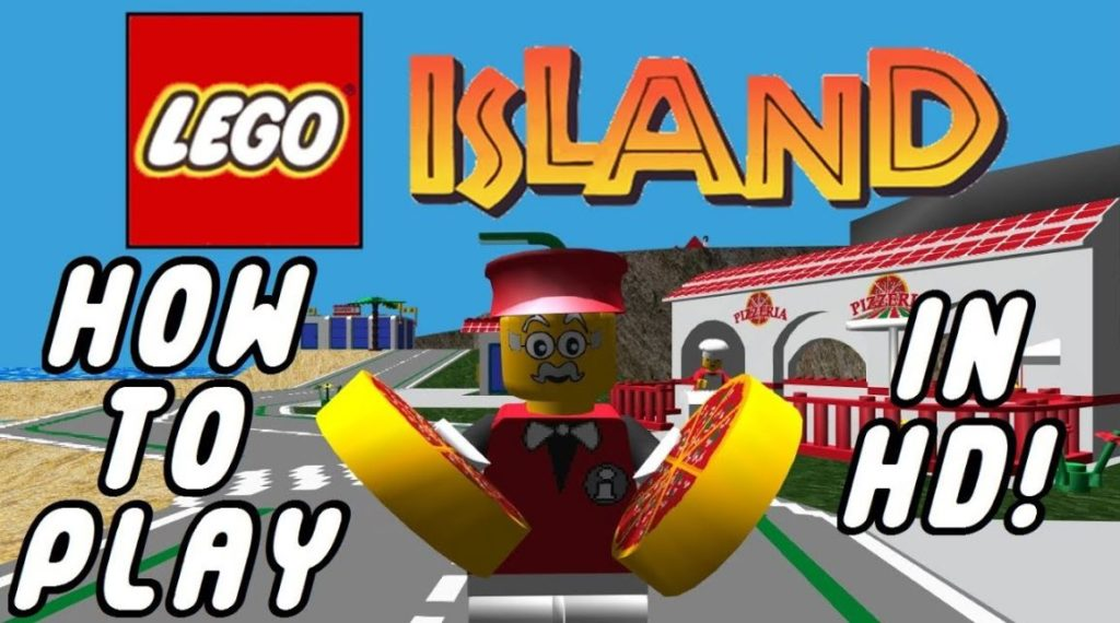 Lego Island for PC