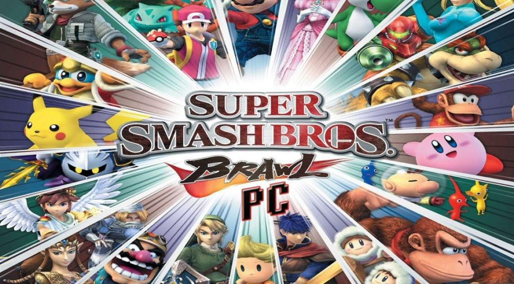 Super Smash Bros Brawl for PC