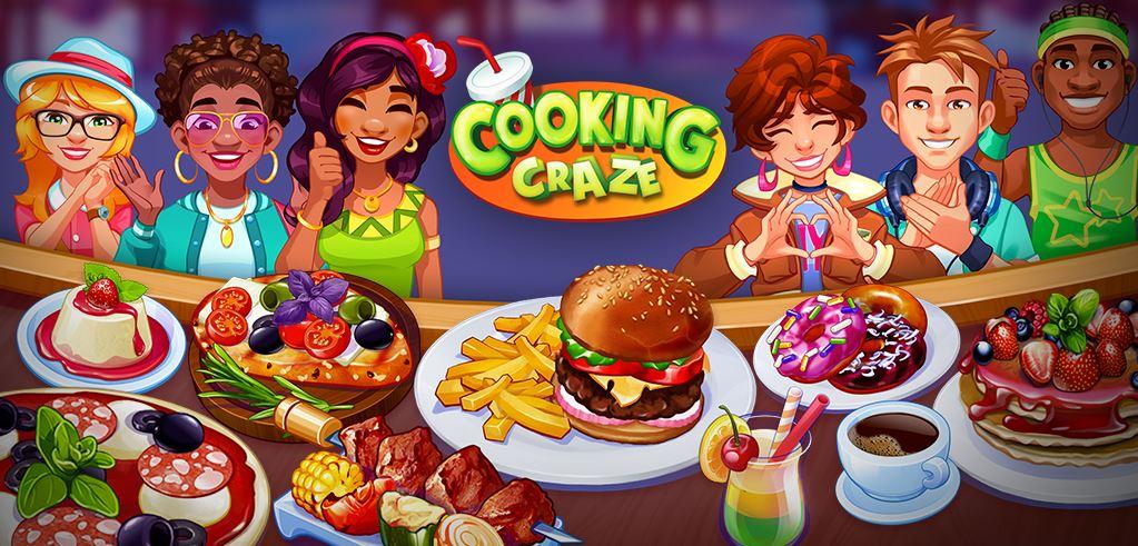 Cooking craze
