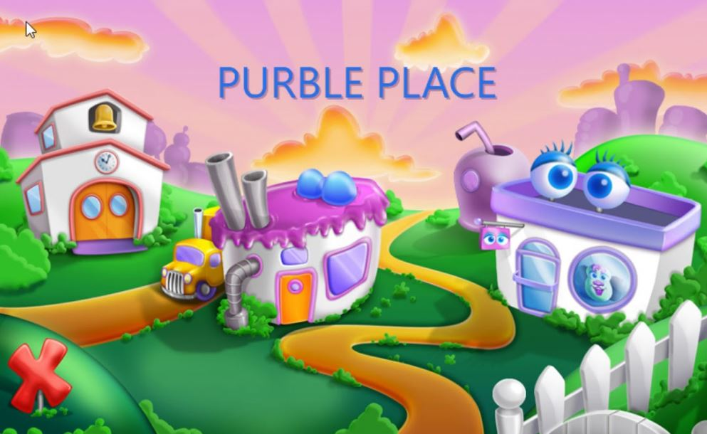 Purble place